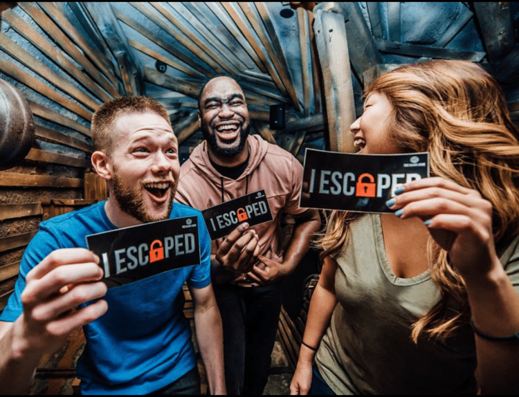 Escaped Rooms