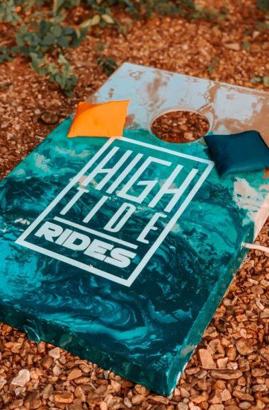 Cornhole High Tide Rides
